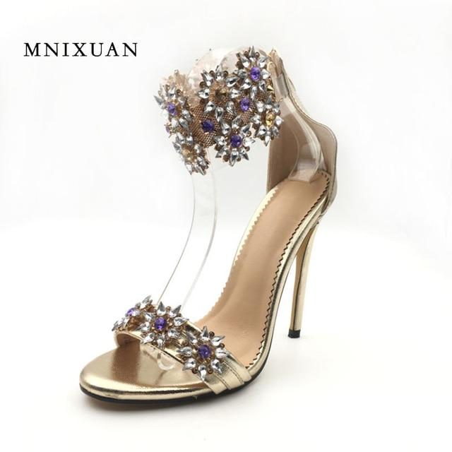 ce846a34b Rihanna Zapatos Mujeres Las Sandalias Diapositivas Arena Para xZPa0U ...