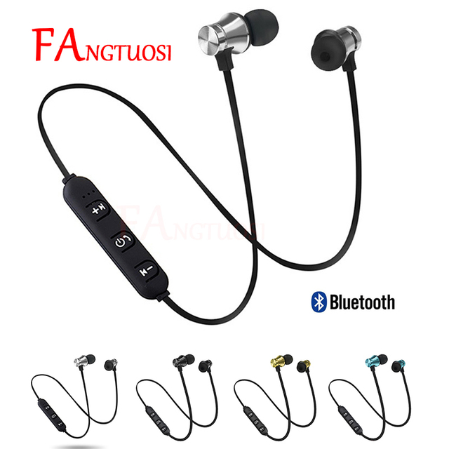 XT11 Sports en cours d'exécution Bluetooth sans fil écouteur actif suppression de bruit casque pour téléphones et musique basse casque Bluetooth