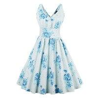 Sisjuly Women Summer Light Blue Dress Women Clothes Strapless Cotton Knee Length Female Dress Sleeveless A