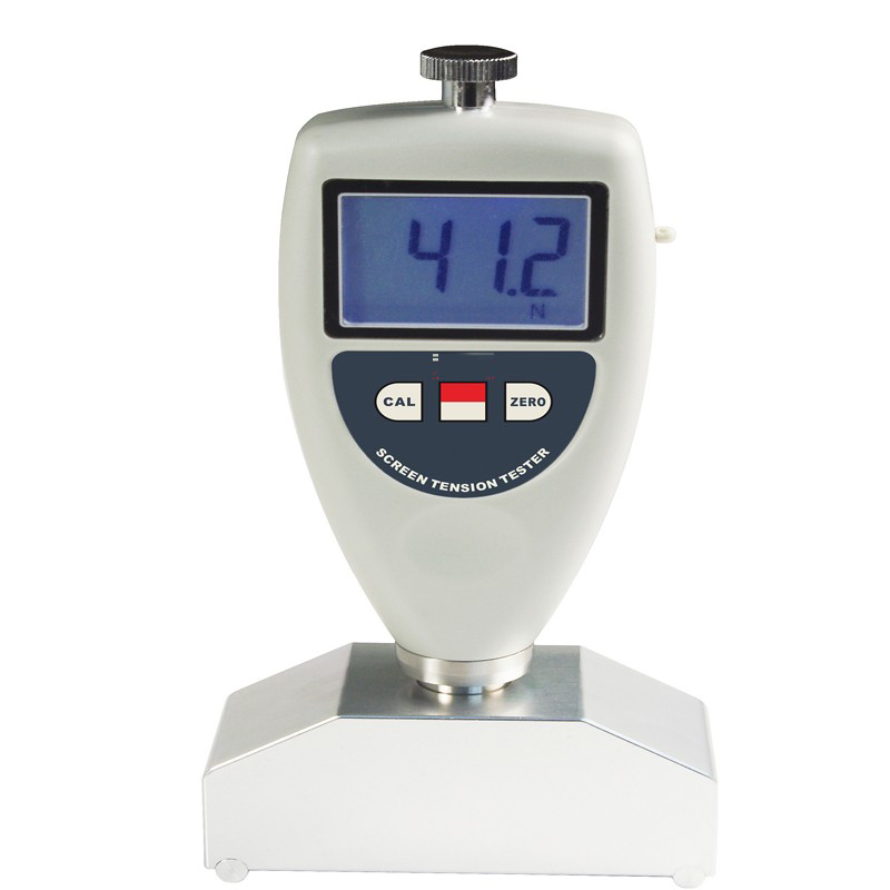 AS 120N Digital screen tension meter Steel mesh screen tension and tension measurement range0 60 N