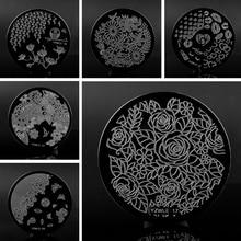 Art Stamping Nail 30
