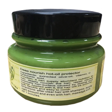 Nourishing Recovering Natural Olive Oil Hair Treatment