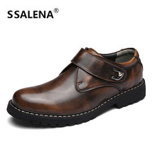 Men England Style Formal Dress Shoes Office Luxury Classic Leather Shoes Business Casual Breathable Dress Shoes AA11708