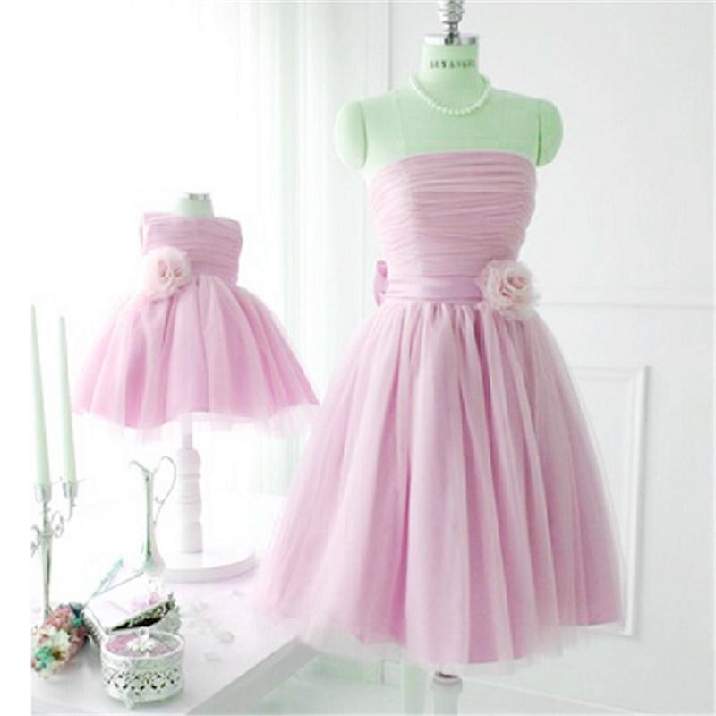 9a38e5b8b0 US $40.0 |Mother Daughter Tutu Dresses 2019 Mommy Girl Matching Twinning  Party Dress Family Look Outfits Girl Mom Clothing JN651-in Matching Family  ...