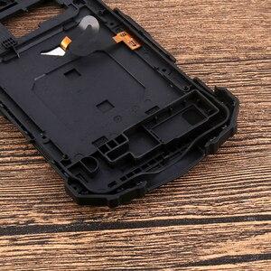 Image 5 - Ocolor Doogee S60 S60 Lite pil kutusu Bateria arka kapak kılıfı için yedek 5.2 inç Doogee S60 + kamera çerçeve + araçları