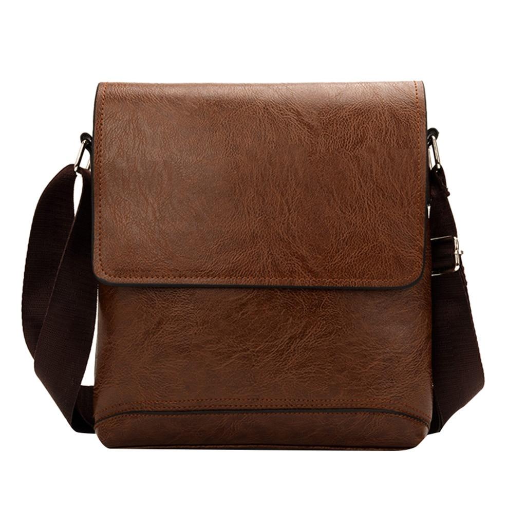 Handbag Laptop Briefcase Tote Shoulder-Bags Cross-Bag Office Business-Diagonal Men's