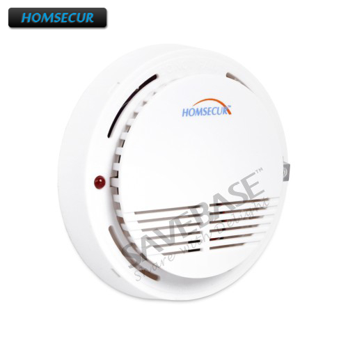HOMSECUR Alarm Accessories(Smoke Sensor/IP Camera/Keypad/Temperature Sensor etc) For Our 433MHz Home Alarm Systems