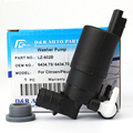 Para Renault Trafic 2001 até 2013 Microônibus Front & Rear Windscreen Windshield Washer bomba, 7700428386