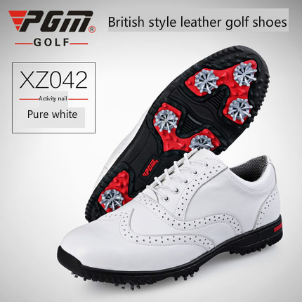 PGM golf shoes male head cowhide cowhide PEG shoes and PGM brand