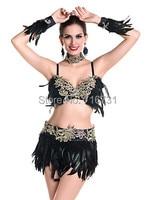 Sexy Leather Lingerie Latin Exotic Apparel Mini Bikini Awimwear Lingerie Set Sexy Bra Panty Pole Dance Clothing Maid Costume