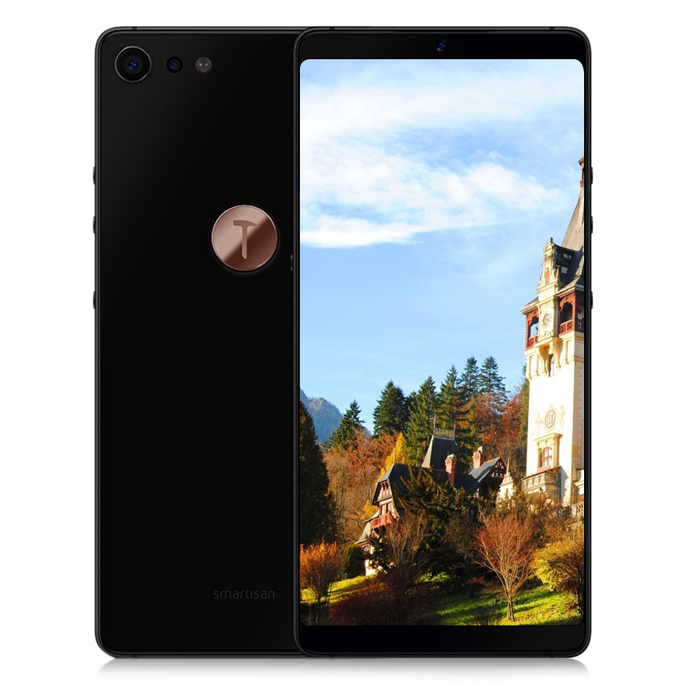 Smartisan U3 Nut Pro 2 4G Cellphone 5 99inch Android 7 1 Qualcomm Snapdragon 660 Octa