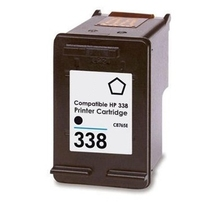 1 Pack Black Ink Cartride for HP 338 XL  PSC 1510 PSC1510 HP338