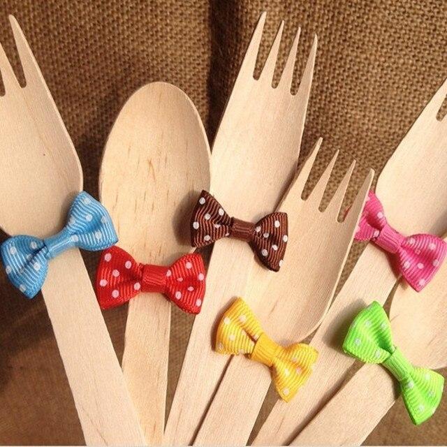 20 stks/partij Leuke Candy Biscuit Strikje Gift Bags voor Candy Koekjes Snack Bakken Pakket Baby Douche Bruiloft Decoratie Benodigdheden 1