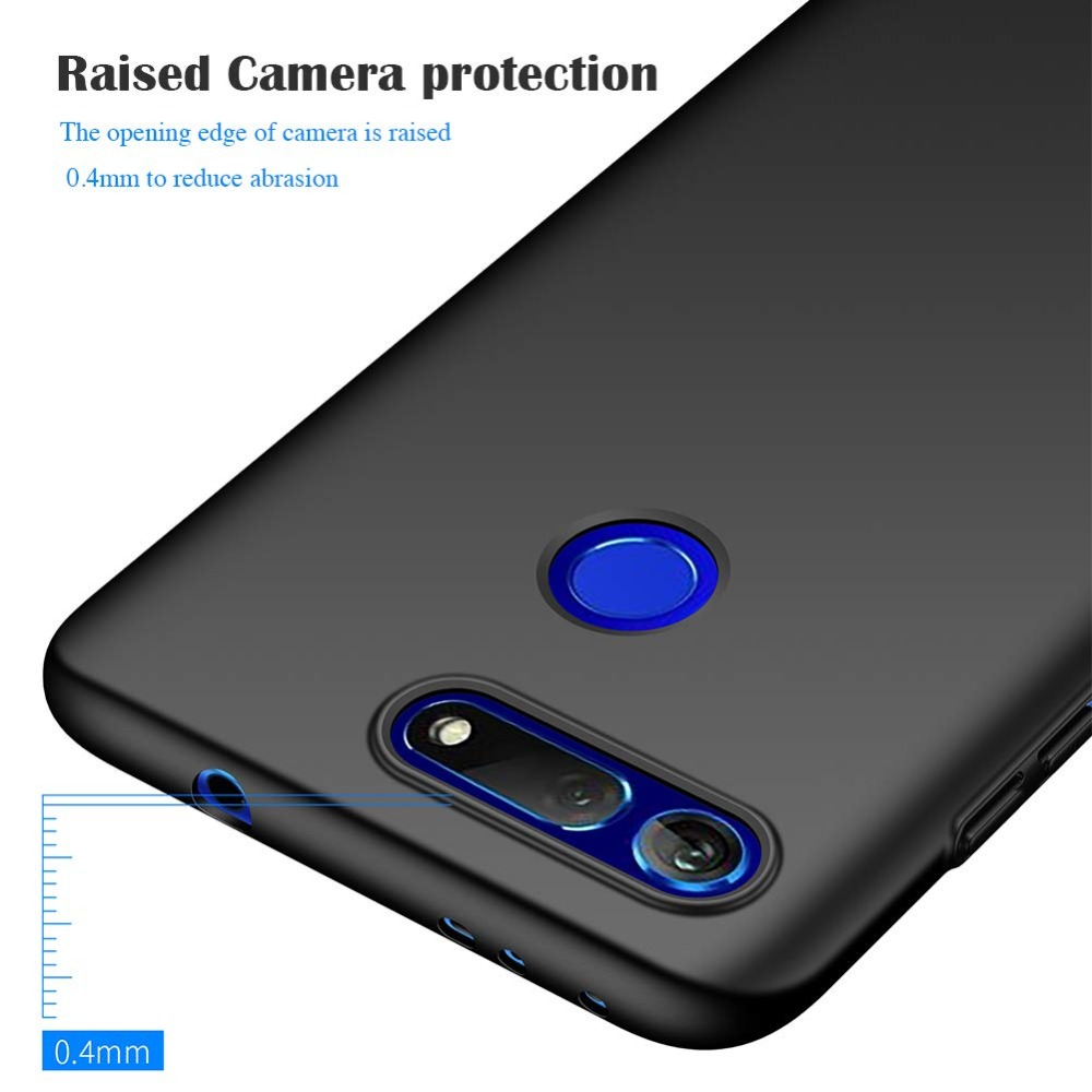 Back Cover For Huawei Honor View 20 Nicotd Case Full Protection Hard PC Matte Phone Cases For Honor View20 View 20 6.4 inch (11)