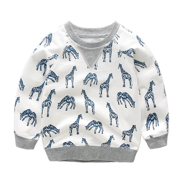Children t-shirt baby clothes spring kids spring boys tops