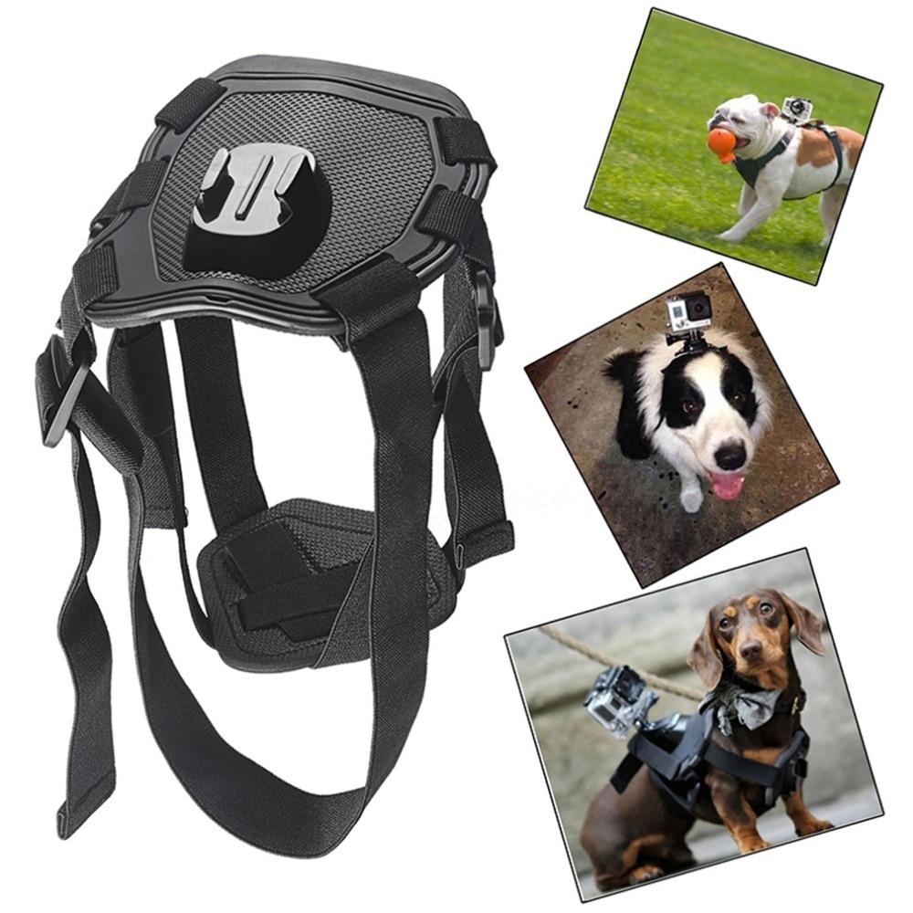 Action camera GoPro Accessories Dog Fetch Harness Chest Strap Shoulder Belt Mount For Go Pro Hero