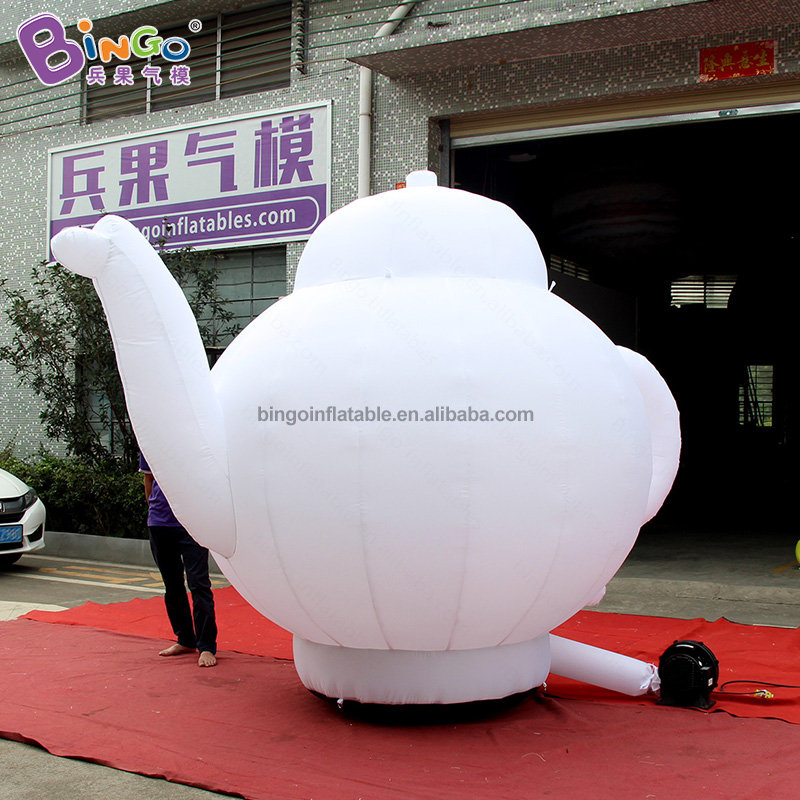 2019 HOT SALES 3.4x2.5mh inflatable big teapot toy / blow up decorative teapot balloon personalized for advertising in tea-shop2019 HOT SALES 3.4x2.5mh inflatable big teapot toy / blow up decorative teapot balloon personalized for advertising in tea-shop