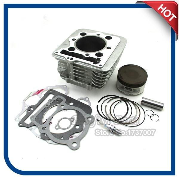 Motorcycle Engine Parts For Honda Xr400 Xr 400 1996 2004: Cylinder Piston Gasket Kit For Honda Dirt Bike XR400R 1996