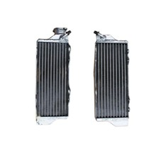 ALUMINUM RADIATOR For HUSQVARNA TC/TE250/TXC250 2009-2010 motorcycle replacement parts engine cooling parts
