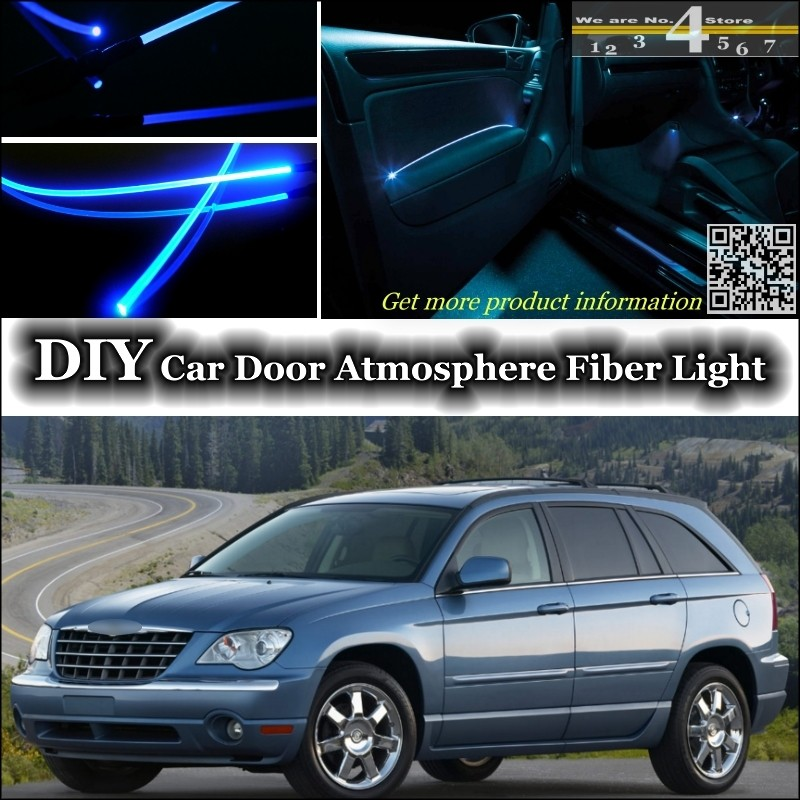 For Chrysler Pacifica Interior Ambient Light Tuning
