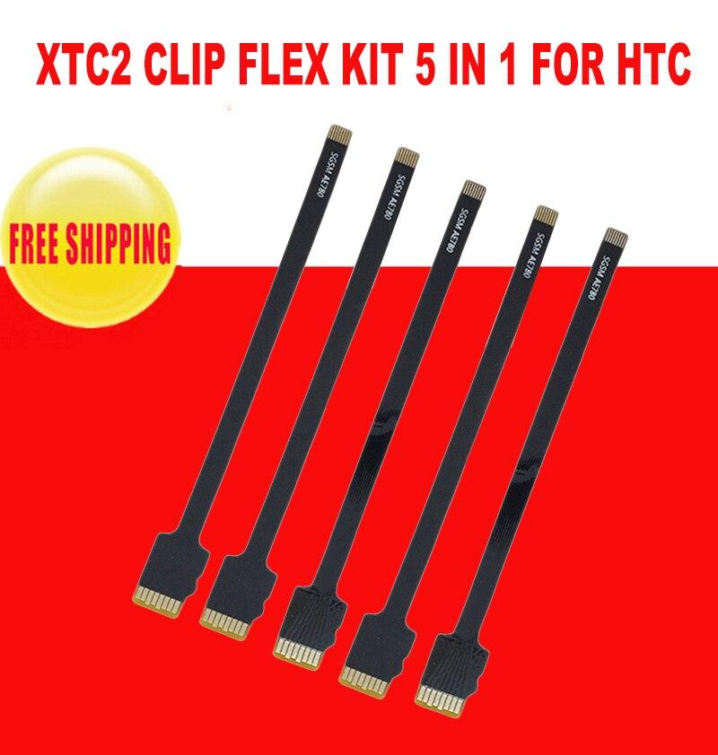 imágenes para Lo nuevo original xtc xtc 2 clip clip 2 flex kit 5 en 1 para htc envío gratis