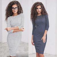 Ladies Strapless Casual Dresses