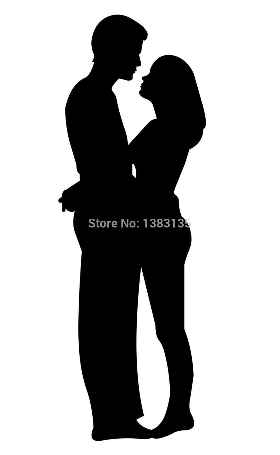 Online Get Cheap Couple Car Stickers Aliexpresscom Alibaba Group - Couple custom vinyl decals for car