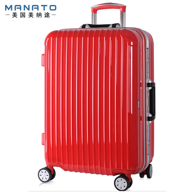 ABS 20 Inch Luggage Luxury Spinner Travel Bags Four Direction Wheels Draw Bar Box Suicase Luggage Unisex Travel Luggage