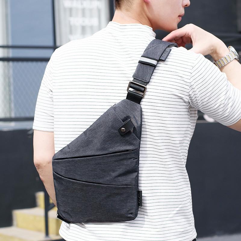 sacolas de moda masculina dos Formato : Fold Over