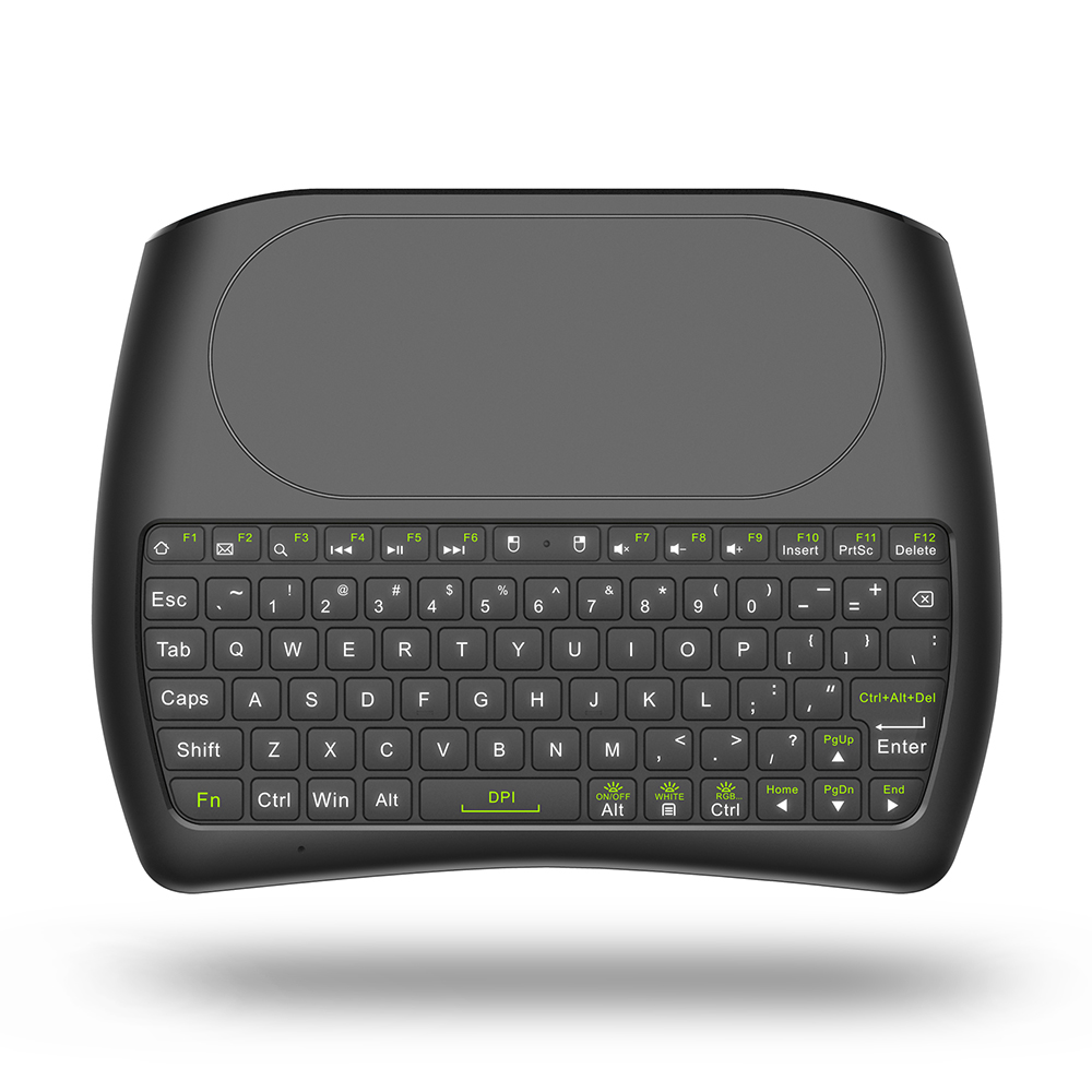 Aliexpress.com : Buy D8 Portable Wireless Mini Keyboard