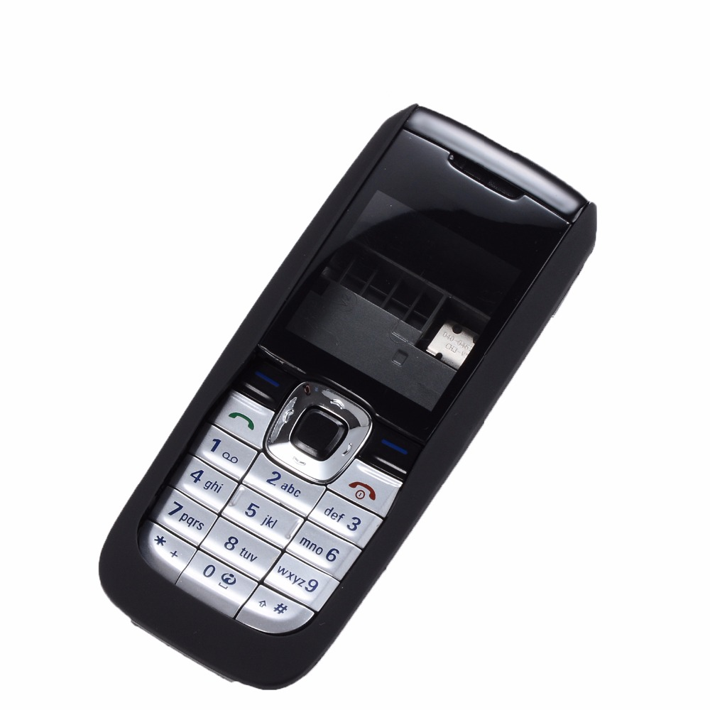 For Nokia 2610 Housing Front+middle+back Cover+English Keypad+Tools