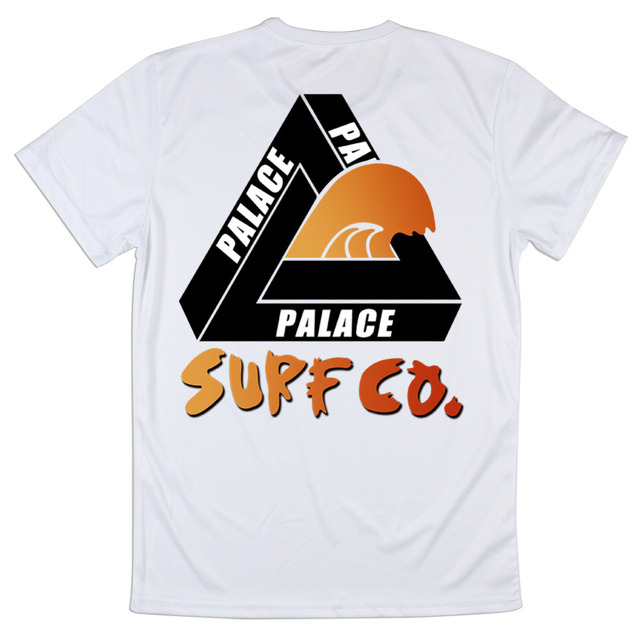 27ddd2f95f5e Palace T shirt Men Hot sale Palace Skateboards T-Shirts 3D Print Clothes  Summer Short Sleeve Causal Tee surf co camisetas homme