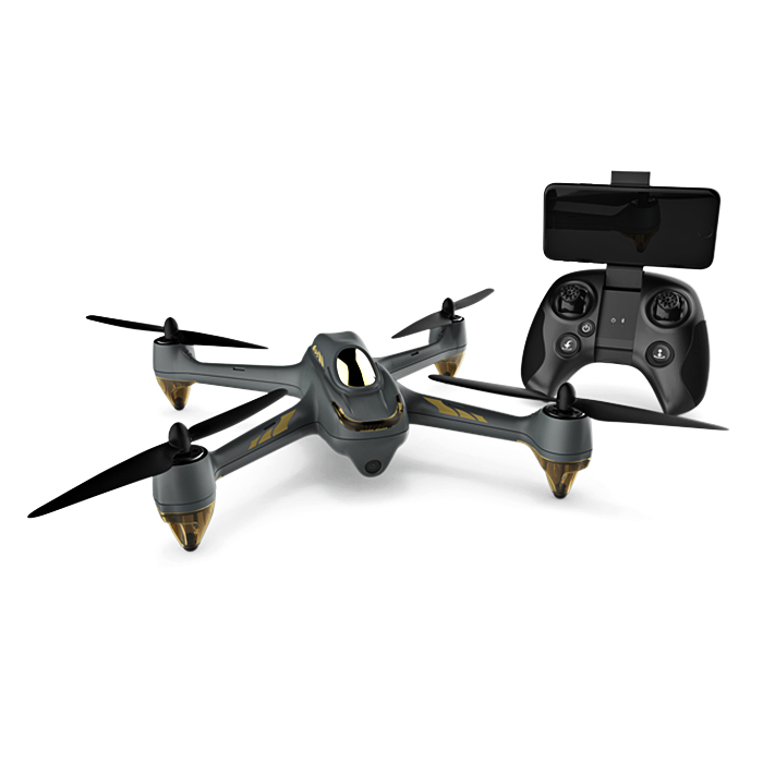 <font><b>Hubsan</b></font> H501M X4 with GPS and 1280 x 720P HD camera WiFi FPV Brushless RC Drone Professional Quadcopter RTF VS H501S <font><b>H501A</b></font> RC Toy image