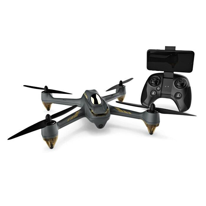 Original Hubsan H501M X4 Waypoint Brushless GPS Com Câmera HD 720 P Wi-fi FPV RC Corridas de Zangão Quadcopter RTF VS h501S RC Brinquedos
