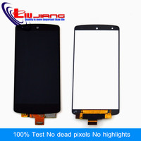 Liujiang Original Display For LG For Nexus 5 D820 D821 LCD Display Touch Screen Digitizer Assembly