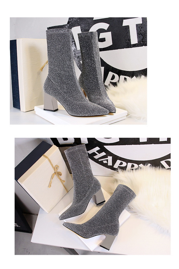 Detail Feedback Questions about Women s Glitter Knit Pointed Toe ... a6b18292e5a0