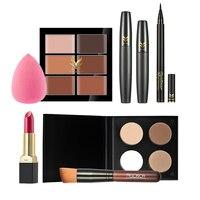 8pcs Daily Use Cosmetics Makeup Sets Make Up Cosmetics Gift Set Tool Kit Makeup Gift