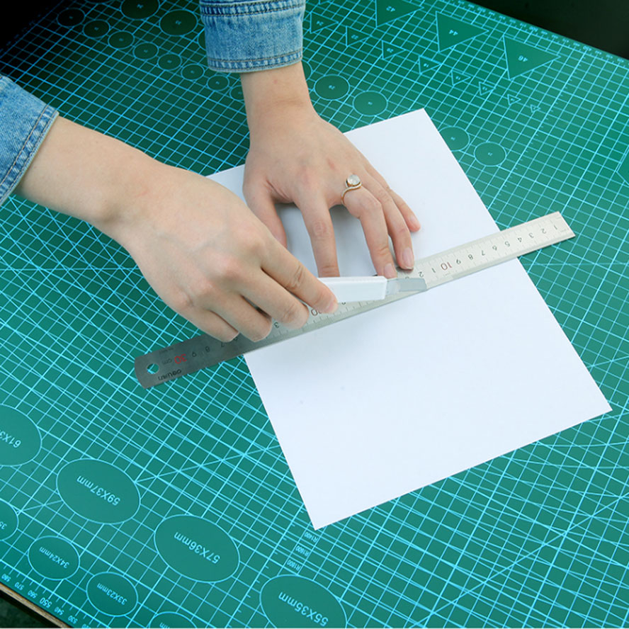 Pvc cutting mat self healing cutting mat Patchwork tools craft cutting board cutting mats for quilting a2 mint green pvc cutting mat self healing cutting mat patchwork tools craft cutting board cutting mats for quilting