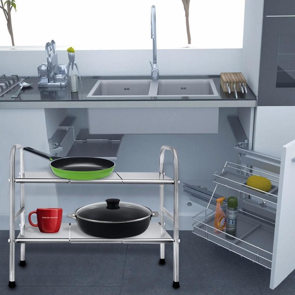 Encantador Bajo El Fregadero De La Cocina Organizador ...