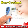 Temperature Measurement Device High-Accuracy LCD Non-Contact IR Infrared Digital Thermometer Adult Body Thermometers Children