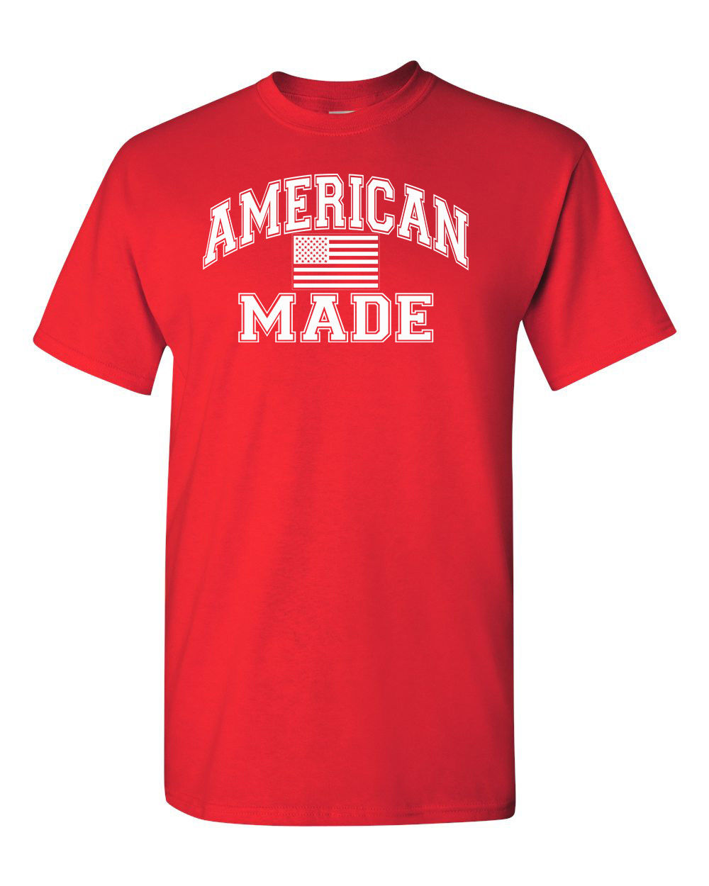 Design your own t shirt made in usa - American Made Flag Patriotic Usa America United States Men S Tee T Shirt New Short Sleevecollar Mens