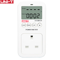UNI T UT230B UK wattmeter Voltage Current Cost Frequency Power Meter LCD Energy Consumption Monitor