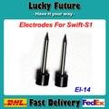 EI-14 Электрода Электродов Для ILSINTECH Swift-S1 Fusion Splicer Волоконно-Оптический Бесплатная Доставка 5 Пар