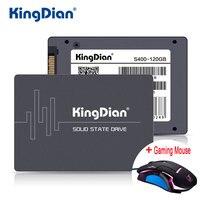 KingDian SSD 120GB S400 3 Years Warranty SATA3 2 5 Inch Hard Drive Disk 120GB HD