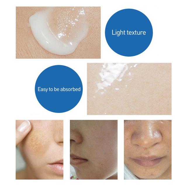 BIOAQUA Face Cream Crystal Moisturizing Face Cream Whitening Hyaluronic Acid Skin Care Lifting Firming Anti Wrinkle Day Cream
