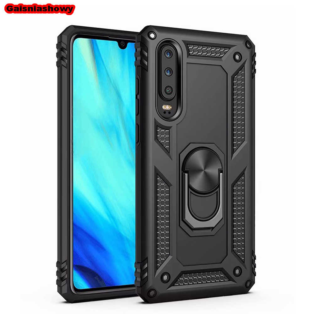 Shockproof Case For Huawei P30 Pro P20 Honor 8A 10 Lite Military Industry Silicone Case For Huawei Y6 Y7 2019 Phone Case Cover