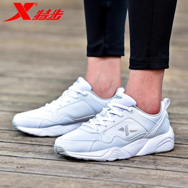 983418119201 Xtep женская спортивная обувь весна и лето Новые легкие кроссовки для бега дышащая повседневная обувь для бега