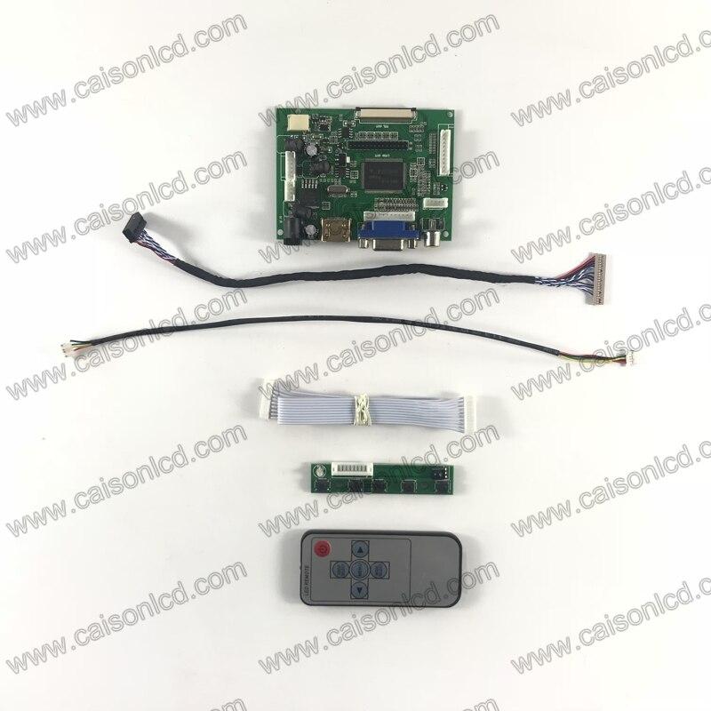 RTD2660 LCD controller board support HDMI VGA 2AV for 15 inch LCD panel 1024X768 G150XTN06.5 G150XGE-L04 L05 G150XTN02. 0 repair g121x1 l04 lcd displays