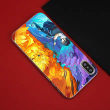 Naruto's Phone covers for iPhone XS Max XR 7 8 6 6s Plus X 5 5s SE 5C 4 4S
