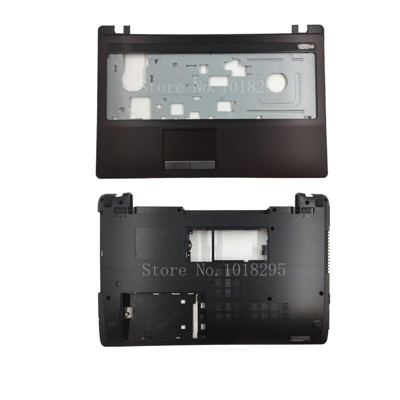 POUR Asus A53T K53U K53B X53U K53T K53 X53B K53TA K53Z K53TK AP0J1000400 13GN5710P040-1 Portable Bottom Case Base De Couverture/repose-poignets